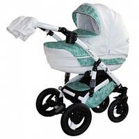 Детская универсальная коляска  2в1 Aneco Futura Ecco-09