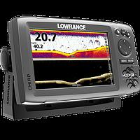 Эхолот Fishfinder/Sonar Lowrance HOOK-7x
