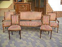 Комплект мяких меблів в стилі Генрі (2430)