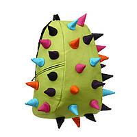 Рюкзак с шипами Mad Pax Rex Full Lime Multi