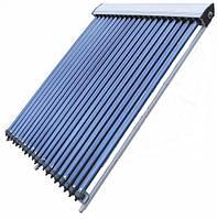 Сонячний вакуумний колектор SolarHeat-20 (20 вакуумних трубок, рама в комплекті)