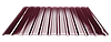 Профнастил ПС 10, матовый (0,55мм толщина)