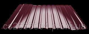 Профнастил ПС 10, полимер (0,35мм толщина)