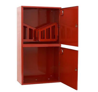 Шкаф пожарный ШПК-322 НО навесной с задней стенкой 1800х600х230мм, Евросервис (000015822)