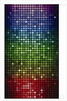Инфракрасный плёночный обогреватель картина ТРИО Мозаика