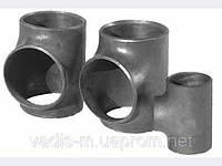Тройник стальной приварной ГОСТ 17376-2001