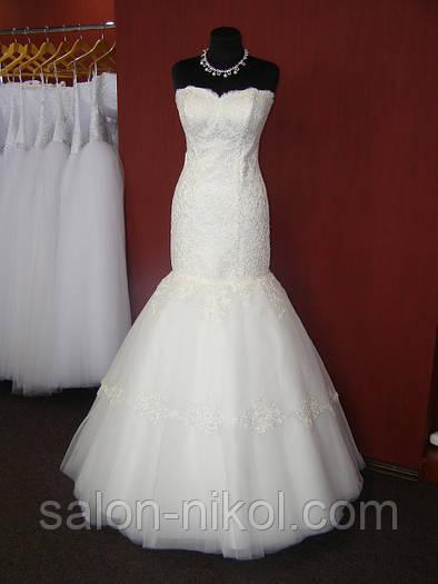 Свадебное платье 16-05