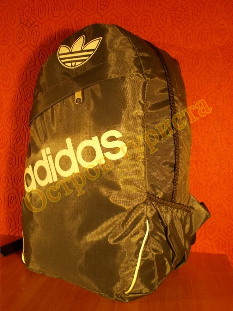 Рюкзак спортивный городской ADIDAS серый
