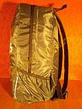 Рюкзак спортивный городской ADIDAS серый, фото 4