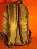 Рюкзак спортивный городской ADIDAS серый, фото 5