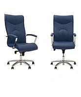 Кресло руководителя Felicia steel chrome (Фелиция)
