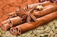Молотый Зеленый Кофе с Корицей 250 г. для похудения Арабика 100% xcoffee