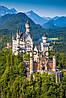 Инфракрасный плёночный обогреватель картина ТРИО Средневековый замок