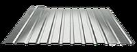 Профнастил ПС 10, оцинкованный (0,45мм толщина)