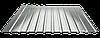 Профнастил ПС 10, оцинкованный (0,55мм толщина)