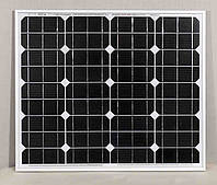 Солнечная батарея монокристаллическая 50 Вт Аltek ALM-50M