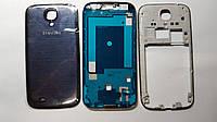 Корпус  Samsung I9505, Galaxy S4 LTE синий original.
