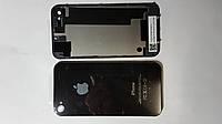 Крышка  задняя Apple iPhone 4S, 4 CDMA черная high copy.
