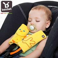 Мягкие накладки на ремни безопасности BenBat