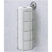 Держатель запасных рулонов туалетной бумаги