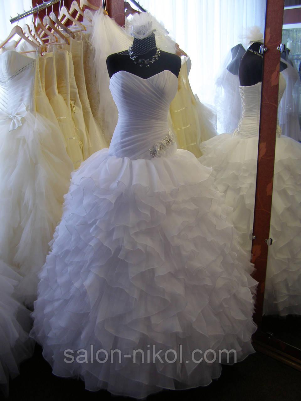 Свадебное платье R-20