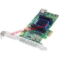 Контроллер ADAPTEC 2271700-R, Internal RAID 6405E 128MB up to 4 devices (PCI Ex (ASR-6405E_KIT)