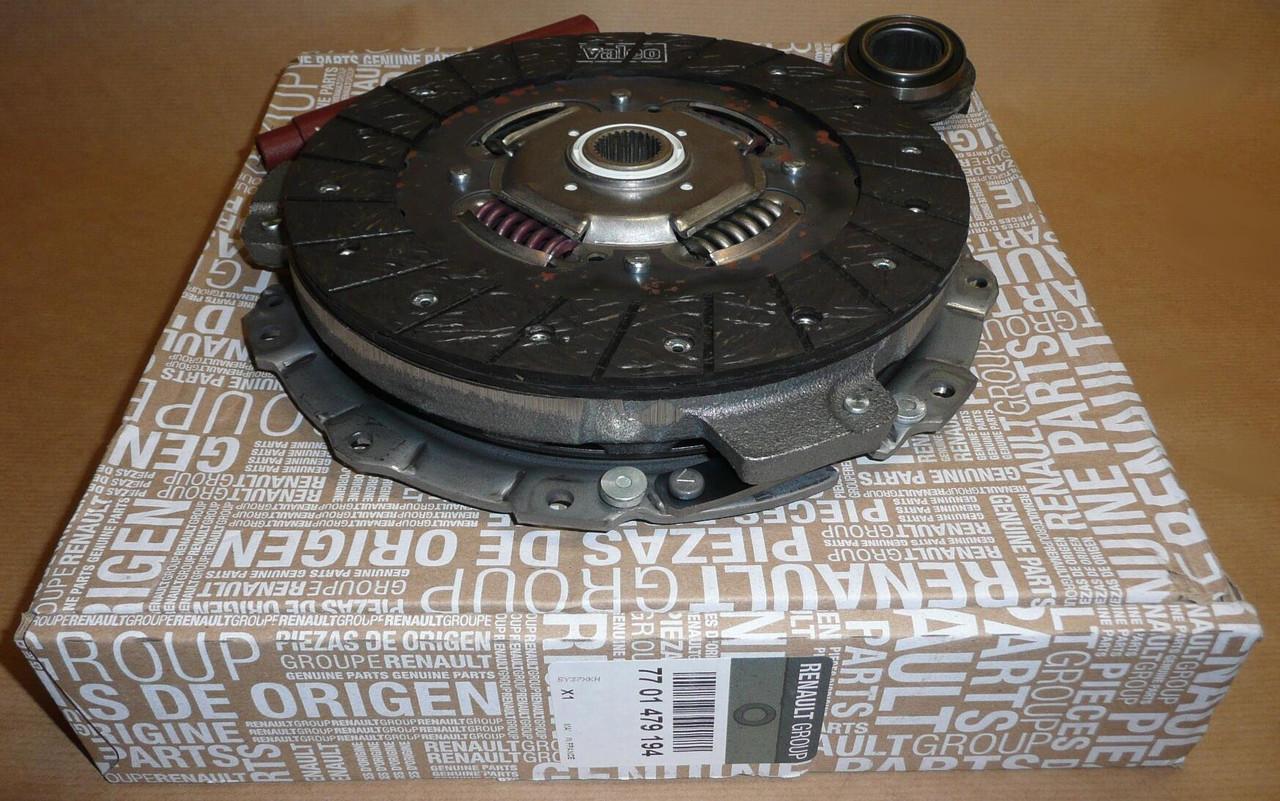 Комплект сцепления Renault Kangoo 1.5DCI (Original) - 7701479194