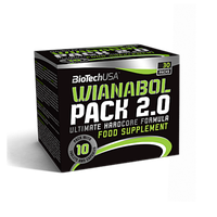 BioTech USA Wianabol Pack 2.0 30pack