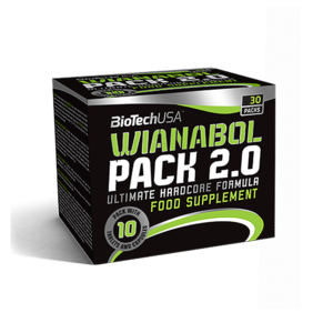 BioTech USA Wianabol Pack 2.0 30pack