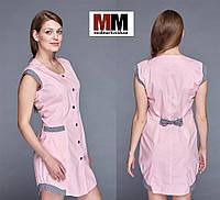 Медицинский женский халат Bianka