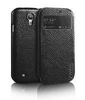 Чехол книжка Yoobao для Samsung Galaxy S4 i9500 черный