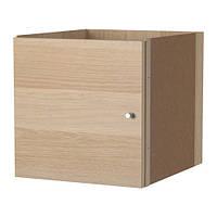"IKEA ""КАЛЛАКС"" Вставка с дверцей, под беленый дуб"