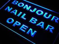 Производство и продажа стоек Nail Bar (экспресс-маникюр)