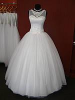 Свадебное платье 15-17
