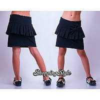 """Школьная юбка, юбка для девочек """"Баска"""""""