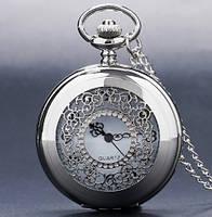 Вінтажні кишенькові годинники (4,5 см), фото 1