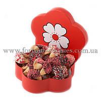 Печенье с предсказаниями «Малышка» №1, 9 шт. в шоколадной глазури