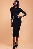Платье Ненси чёрное