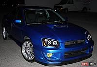 Subaru Impreza оптика передняя