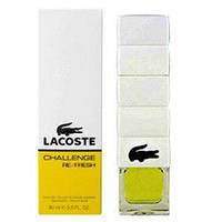 Мужская туалетная вода Challenge Re/Fresh Lacoste