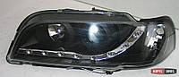 Volvo S40 оптика передняя черная