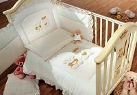 Наборы белья для детской кроватки