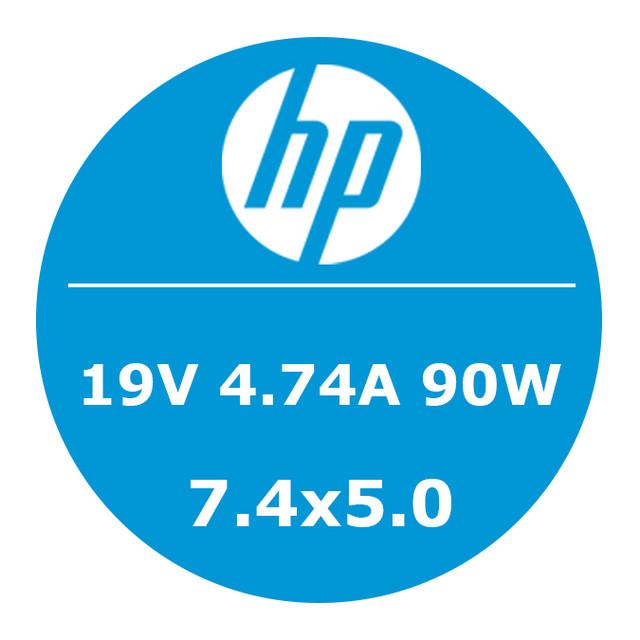 Блок питания HP 19V 4.74 90W 7.4x5.0