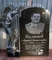 Памятник элитный из гранита №277