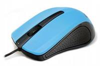 Мышь Gembird MUS-101-B, оптика, Blue USB