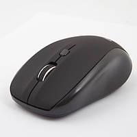 Мышь Gemix GM510 800-1600 DPI беспроводная, Black, Мини-USB ресивер