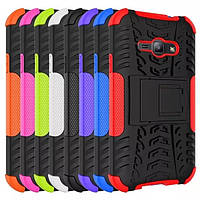 PC + TPU чехол Armor для Samsung Galaxy J1 Ace Duos J110 (8 цветов)