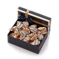 Печенье с предсказаниями «Sweet love» №3 микс, 16 шт. классических и 16 шт. в шоколадной глазури