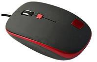 Мышь HQ-Tech HQ-MJ1938, USB, Optical 800/1200/1600DPI, Box