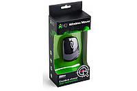 Мышь HQ-Tech HQ-WMA24 Wireless 2.4G, Black, USB, Optical 800/1600DPI, Box